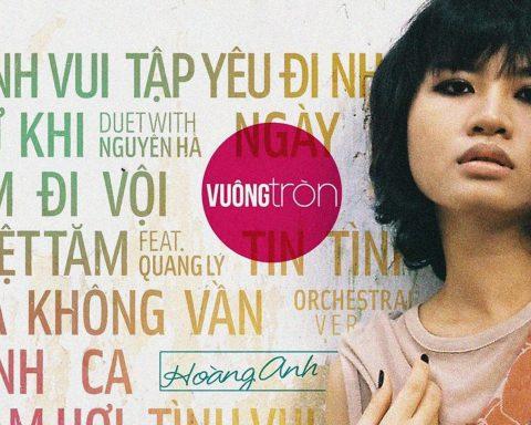 Vuông Tròn Hoàng Anh album