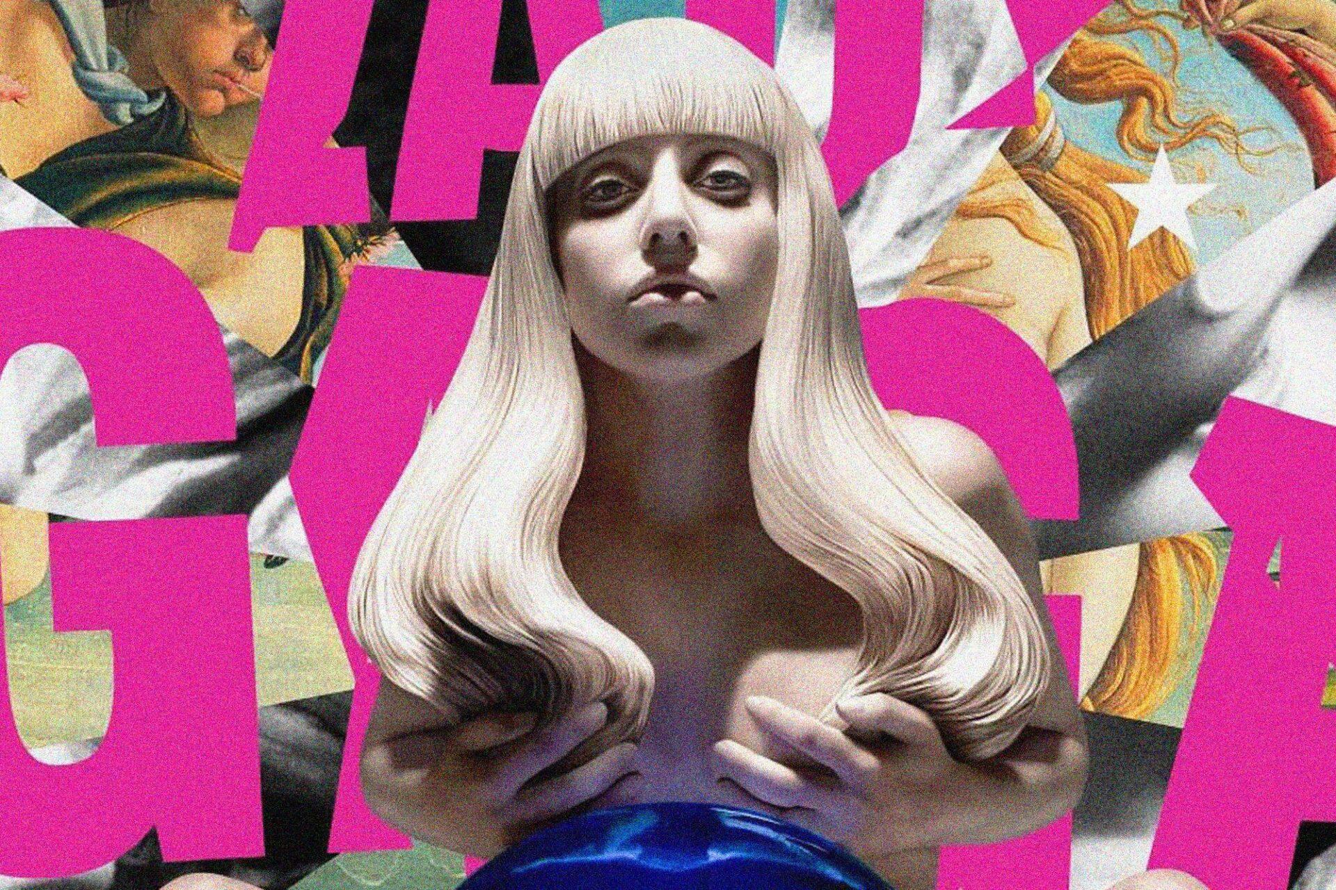Artpop: Khi Lady Gaga chơi cùng nhạc pop.