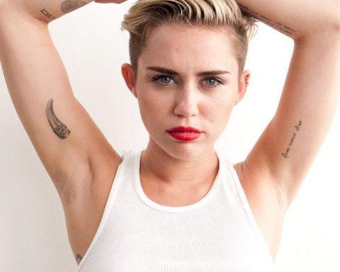 Miley Cyrus - Bộc phát có cảm hứng