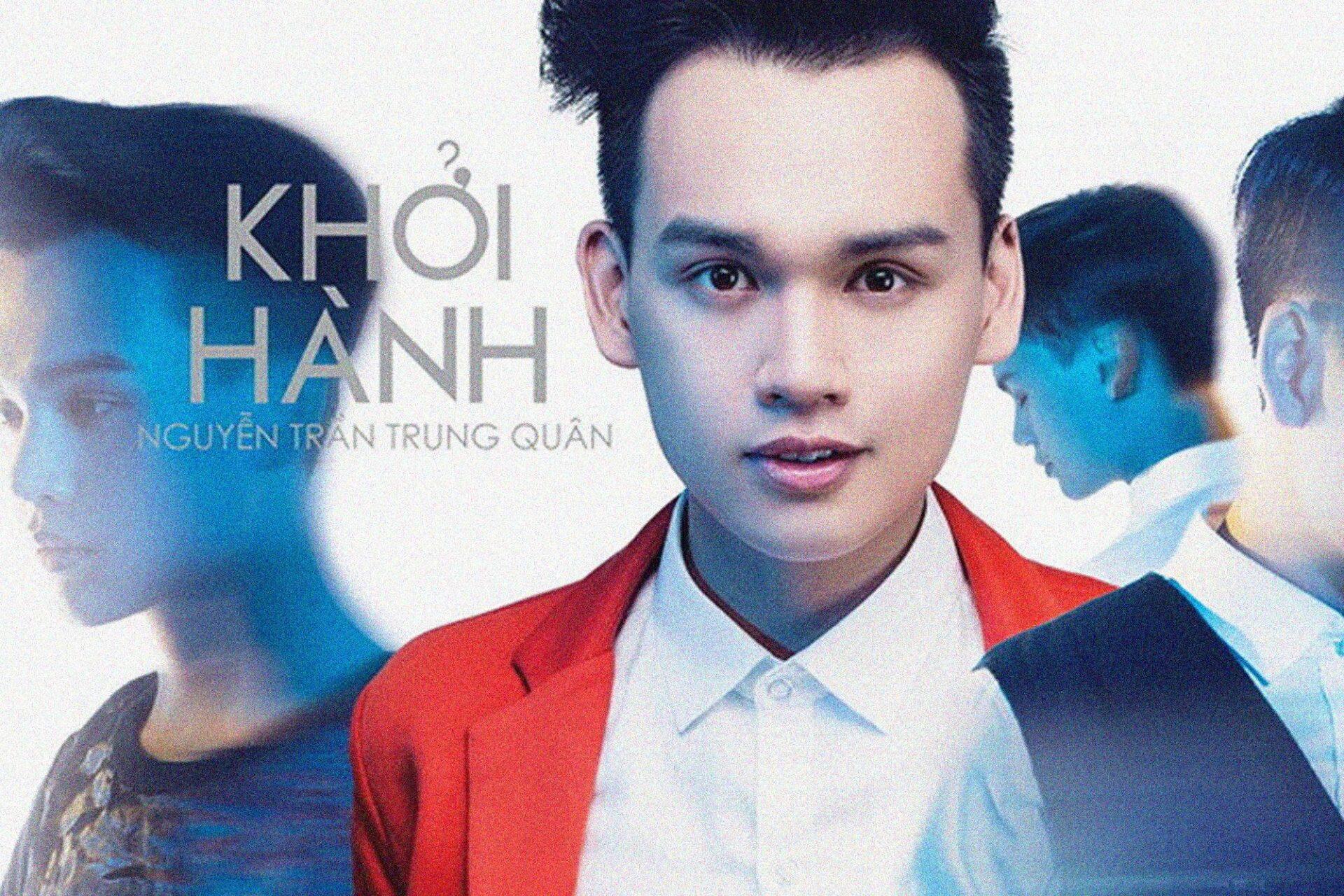 Review album Khởi Hành của Nguyễn Trần Trung Quân