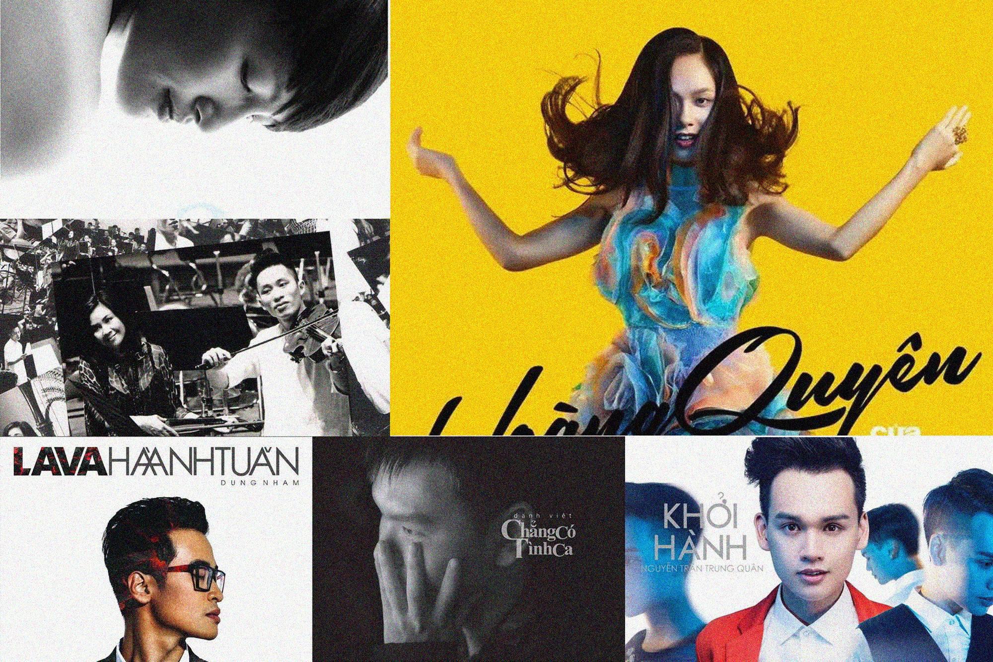 Nhạc Việt Catalogue 2014: những album đáng chú ý