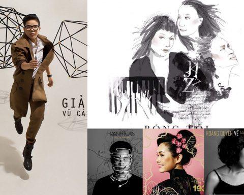 Nhạc Việt Catalogue 2015: những album đáng chú ý