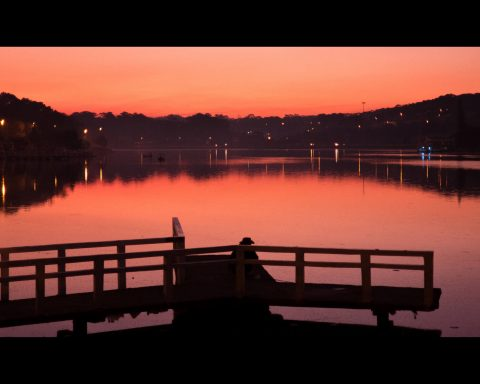 Dalat Cinematic: Bốn giờ sáng và ngắm bình minh