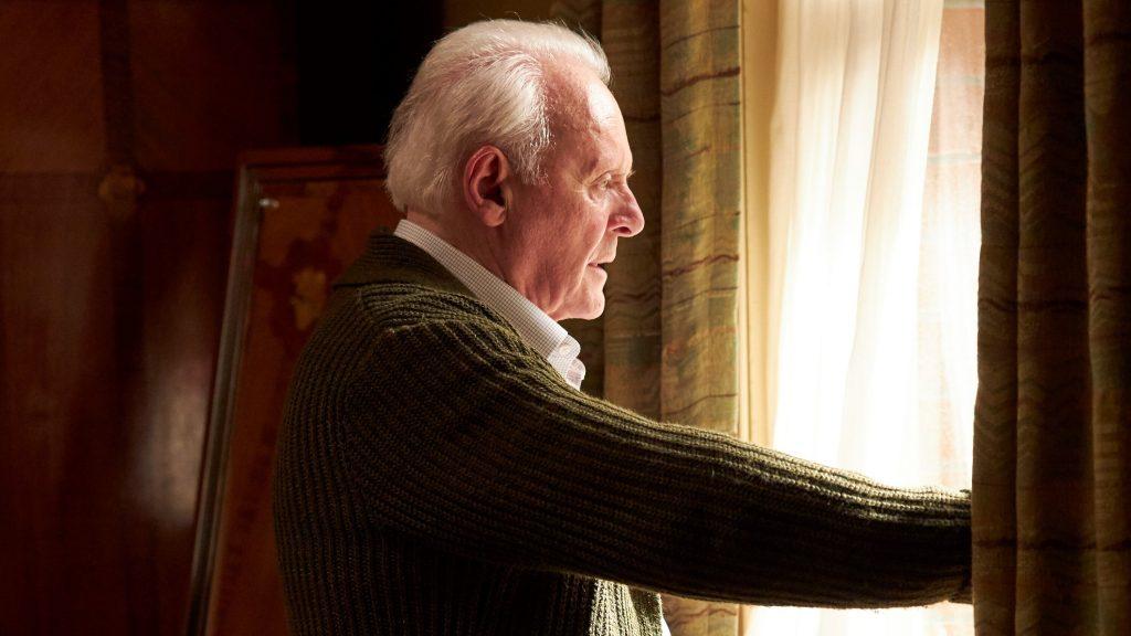 Anthony Hopkins diễn mà như không diễn trong The Father.