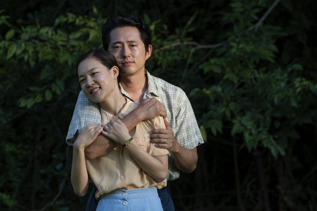 Bộ phim khắc họa những khó khăn của cộng đồng Hàn kiều tại nước Mỹ. Ảnh: A24.