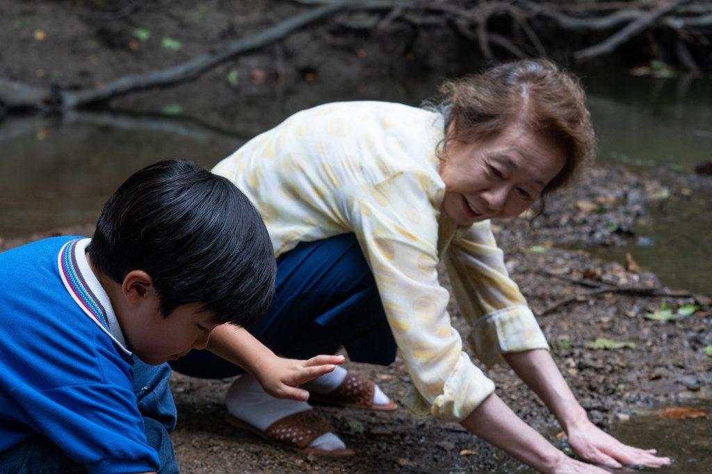 Youn Yuh-jung nhận đề cử Oscar cho Nữ diễn viên phụ xuất sắc nhờ vai người bà trong Minari. Ảnh: A24.