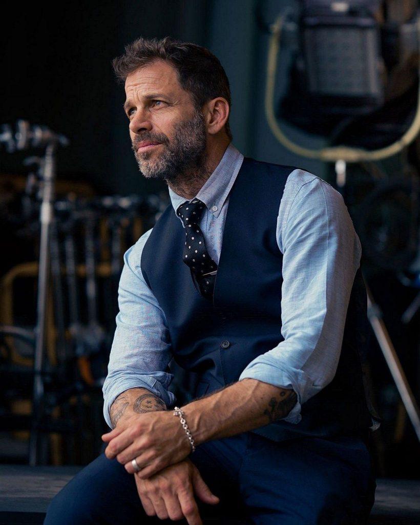 Zack Snyder: Đứng lên từ nỗi đau để hoàn thành 'Liên minh Công lý'