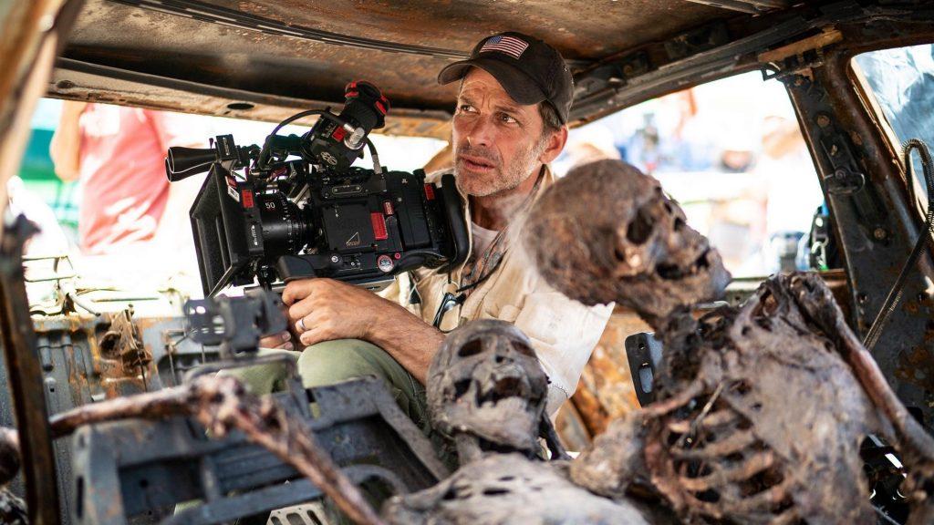 Army of the Dead là bộ phim mới nhất của đạo diễn Zack Snyder.