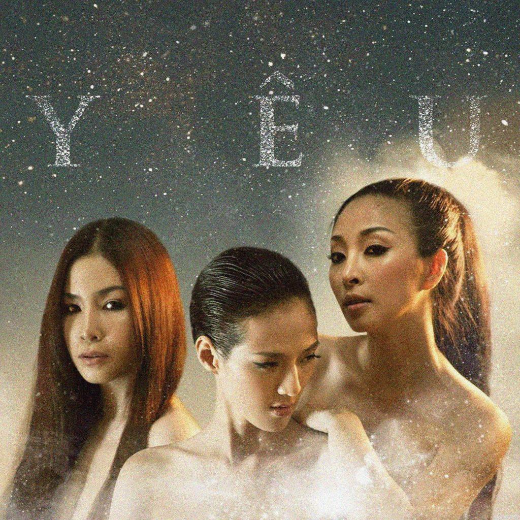 Bìa album Yêu của 5 Dòng Kẻ