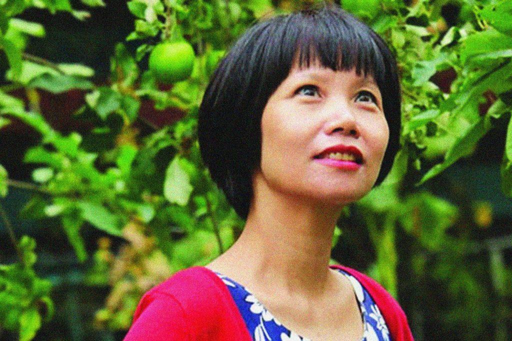 Chân dung nhà văn Thuận