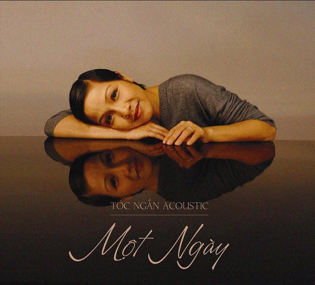 Mỹ Linh bước vào thế giới nhạc Acoustic Việt với Tóc Ngắn Acoustic - Một Ngày.