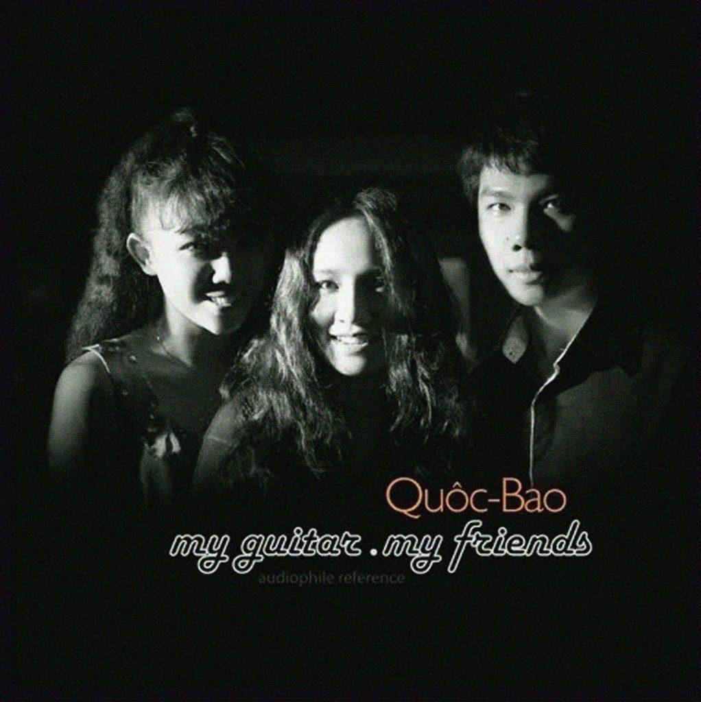 My Guitar My Friends của nhạc sĩ Quốc Bảo cũng là một album nhạc Acoustic Việt đáng chú ý.