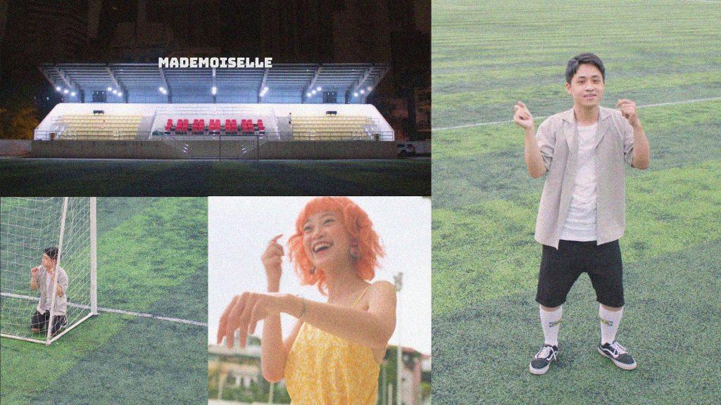 Hình ảnh trích từ MV Một Giấc Mơ của Mademoiselle.