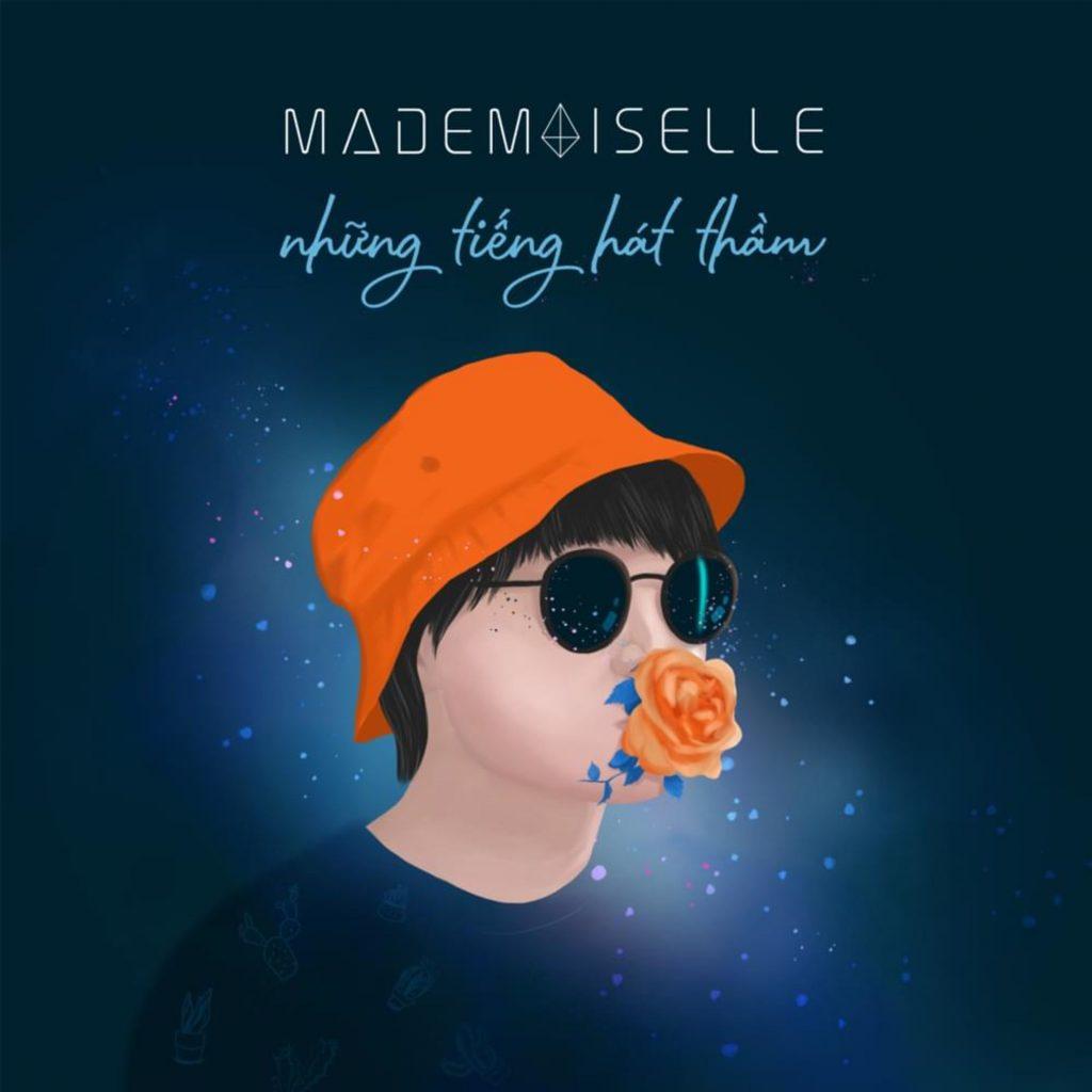 Bìa album Những tiếng hát thầm của Mademoiselle (Nguồn: Facebook Mademoiselle)