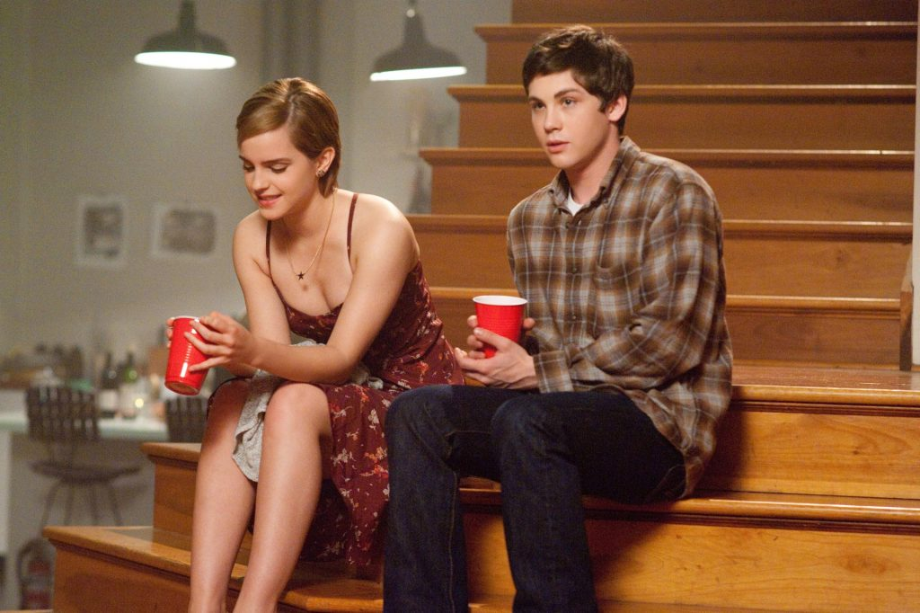 Review phim The perks of being a wallflower 01