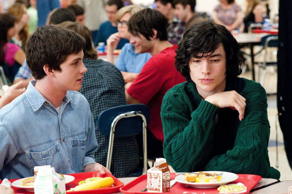 Review phim The perks of being a wallflower 02
